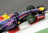 """S.Vettelis: """"Būsime greiti bet kokiomis sąlygomis"""""""