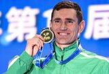 Svajonių atsisveikinimas: olimpinis čempionas karjerą baigė su aukso medaliu
