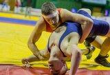 Pasaulio jaunių imtynių čempionate – dviejų Lietuvos atletų startai