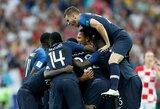 FIFA atidėjo naujų rinktinių reitingų paskelbimą