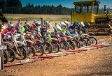 Lietuvos motociklų kroso čempionato kovos keliasi į Šiaulius