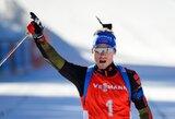 Pasaulio biatlono taurės etape Slovėnijoje – S.Schemppo ir L.Dahlmeier pergalės