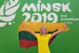Paaiškėjo, kas neš Lietuvos vėliavą Europos žaidynių atidarymo ceremonijoje