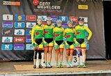 Dviratininkė A.Gedraitytė Tautų taurės lenktynėse Belgijoje – devinta, R.Leleivytė toliau renka olimpinio reitingo taškus