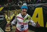 """""""Arenacross Baltic Cup"""" varžybose Kaune triumfavo latvis M.Karro"""