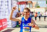R.Kančys ir M.Bytautienė tapo Lietuvos 10 km bėgimo čempionais