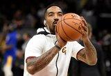 """""""Cavaliers"""" šiandien turėtų atleisti J.R.Smithą"""