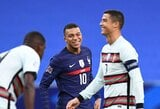 2021 m. PSG svajonė – C.Ronaldo, K.Mbappe ir Neymaras vienoje komandoje