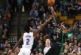 """40 taškų pelnęs K.Irvingas neišgelbėjo """"Celtics"""" nuo nesėkmės"""