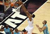 """""""Lakers"""" ketina H.Whiteside'ui siūlyti maksimalios vertės kontraktą"""