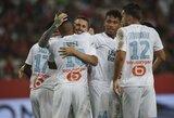"""""""Marseille"""" iškovojo pirmąją pergalę Prancūzijos čempionate"""