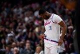 D.Wade'as karjerą baigs Majamyje