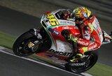 """V.Rossi: """"Ispanijoje """"Ducati"""" gali turėti pranašumą"""""""