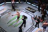 """UFC prezidentas D.White'as: """"Varžovų nesirenkantis C.McGregoras ir C.Nurmagomedovas nekenčia vienas kito"""""""