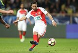 "J.Moutinho pratęsė sutartį su ""Monaco"""