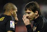 Vakarėlis Messi, Alveso ir Cuenca kelnėse