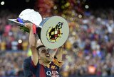 "Legendinis ""Barcelona"" saugas Xavi po sezono baigs karjerą"