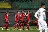 Spalio 12-osios Lietuvos futbolo siaubas: 1:16