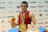 E.Stanionis ir G.Vaitkus pergalingai pradėjo tarptautinį bokso turnyrą Čekijoje