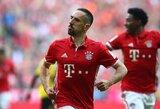 """Bayern"" savo stadione sutriuškino ""Hamburger SV"" ekipą"