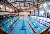 Vilniaus taryba pritarė naujo 25 metrų ilgio plaukimo baseino statybai sostinėje