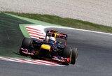 Paskutinėse Ispanijos GP treniruotėse greičiausias buvo S.Vettelis
