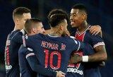 Įspūdingas A.Florenzi įvartis paženklintas triuškinama PSG pergale