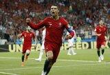 Pasaulio čempionatas: kas pateko į geriausią pirmojo rato komandą?
