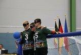 Lietuvos golbolo rinktinė pasaulio čempionate sutriuškino australus