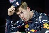 S.Vetteliui Korėjos GP kvalifikacijos metu sutrukdė F.Massa