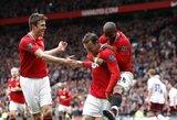 """""""Man Utd"""" ir toliau išlieka vertingiausiu futbolo klubu pasaulyje"""