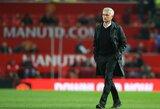 """""""Inter"""" slapta viliasi susigrąžinti J.Mourinho?"""