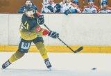 Net tris mėnesius lauktas sezono pratęsimas: E.Protčenko klubas pagaliau grįžo ant ledo