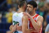 Gruzijos rinktinės kandidatų sąraše – keli puikiai Europoje žinomi krepšininkai ir Z.Pachulia