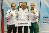 Europos jaunimo bokso čempionate lietuviai pralaimėjo visas aštuonias kovas