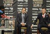 """""""Showtime"""" atsakė į C.McGregoro kaltinimus: """"Mikrofono išjungimas prieštarautų mūsų tikslui"""""""