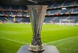 "Europos lygos burtai: ""Milan"" teko ""Arsenal"" iššūkis"