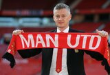 "R.Van Persie ragina ""Man United"" suteikti O.G.Solskjaerui laiko"