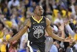 """A.Iguodala nori palikti """"Grizzlies"""" ir prisijungti prie """"Lakers"""""""