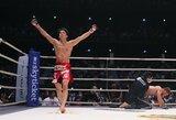 """Antras """"Rizin"""" turnyras per dvi dienas: K.Asakura sugniuždė savo varžovą ir tapo čempionu"""