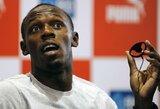 U.Boltas pretenduoja ketvirtą kartą laimėti geriausio pasaulio metų lengvaatlečio vardą