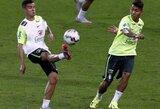 """R.Firmino: """"Su P.Coutinho pasistengsime sudaryti Ronaldinho ir Ronaldo tandemą"""""""