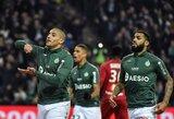 """Prancūzijoje tęsiasi """"Marseille"""" duobė: nelaimėjo jau penkių rungtynių iš eilės"""