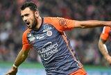 """Montpellier"" užtikrintai nugalėjo ""Marseille"" futbolininkus"