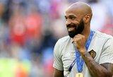 "Naujuoju ""Aston Villa"" treneriu taps T.Henry?"