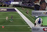 """Įspūdingo rezultatyvumo finale M.Brownas įveikė """"Snoop Dogg"""", NFL naujokų birža gerino žiūrimumo rekordus"""