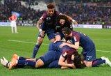 PSG tapo Prancūzijos lygos taurės nugalėtojais