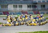 """CIK-FIA Karting Academy Trophy"" lenktynėse lietuvis finiškavo antras"