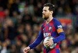 """""""La Liga"""" komandos nuo gegužės 4 dienos galės sugrįžti į treniruotes"""