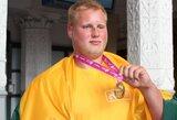 """Europos jaunimo čempionas A.Gudžius: """"Tikiuosi dar suspėti į pasaulio čempionato traukinį"""""""